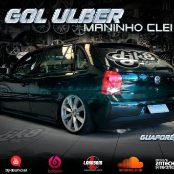 Gol Ulber Maninho Clei
