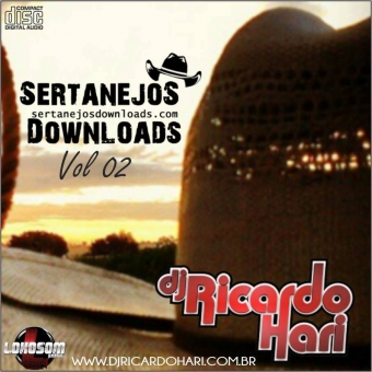 Sertanejos Downloads Vol.02