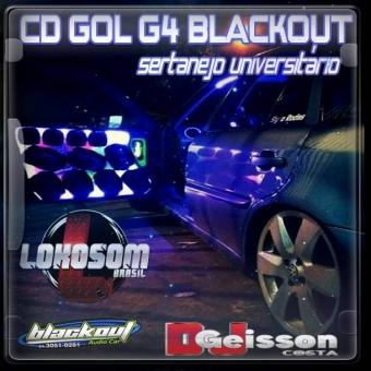 GOL G4 BLACKOUT SERTANEJO