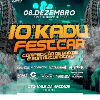 10Kadu FestCar - DJ Gilvan Fernandes