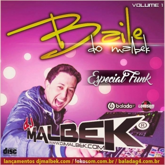 BAILE DO MALBEK VOL1 ESPECIAL FUNK