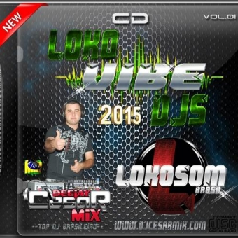 LOKOVIBE DJ´S VOL.01 BY DJ CESAR MIX