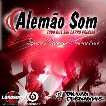 Alemão Som - Sertanejo Universitario