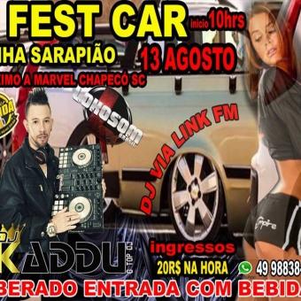13-08 2°FEST CAR LINHA SARAPIÃO CHAPECÓ SC PROXIMO A MARVEL