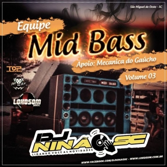 Equipe MiD Bass Vol.3