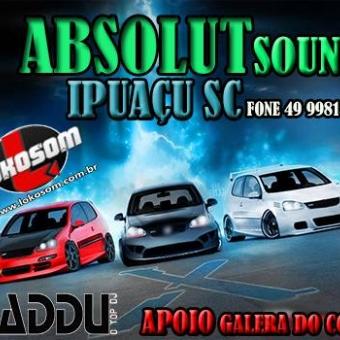 ABSULUT SOUND IPUAÇU SC COM DJ KADDU