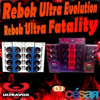 Rebok Ultra Evolution Rebok Ultra Fatality