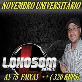 NOVEMBRO UNIVERSITÁRIO AS 75 ++