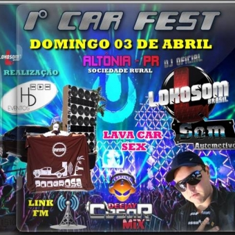 1° CAR FEST ALTONIA -PR VOL.01 2016