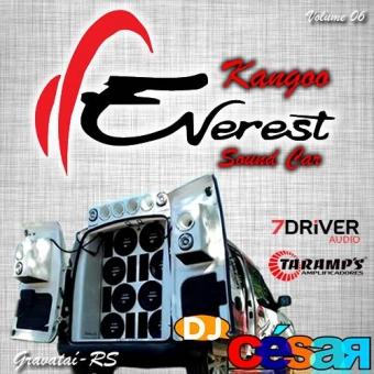 Kangoo Everest Sound Car - Volume 06