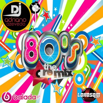 CD ANOS 80 IN REMIX EXCLUSIVO