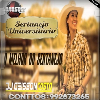 SERTANEJO UNIVERSITÁRIO 2018