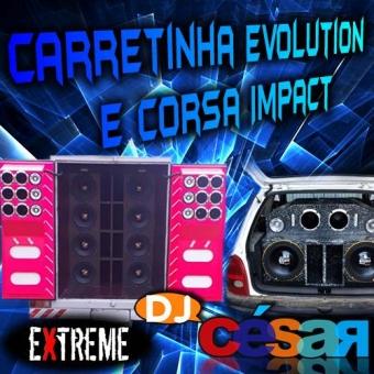 Carretinha Evolution E Corsa Impact