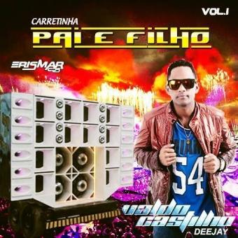 CD  Carretinha Pae e Fiilho Vol-01