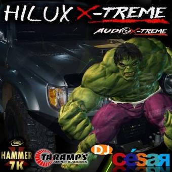 Hilux Extreme - Especial de Pancada