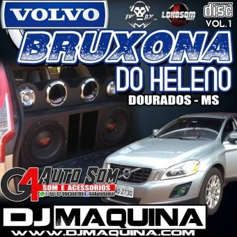 VOLVO BRUXONA DO HELENO DJMAQUINA