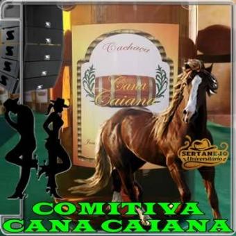 COMITIVA CANA CAIANA (TOPS UNIVERSITÁRIAS )