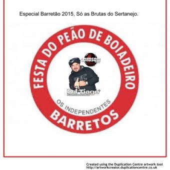 CD Especial Barretão 2015