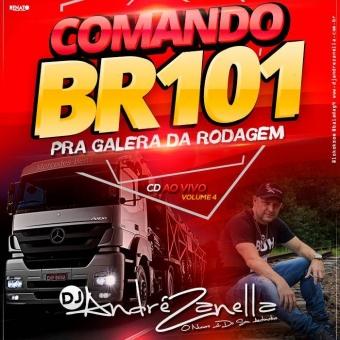 Comando Br 101 Volume 4 (Com Fala Ao vivo )