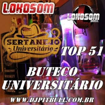 Buteco Universitario Top 51