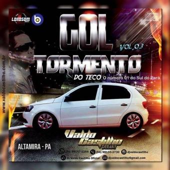 CD Gol Tormento do Teco Vol-03