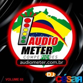 Audio Meter Competições - Volume 03
