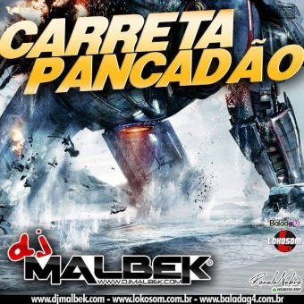 CARRETA PANCADÃO VOL1