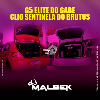 CLIO SENTINELA DO BRUTUS E G5 ELITE