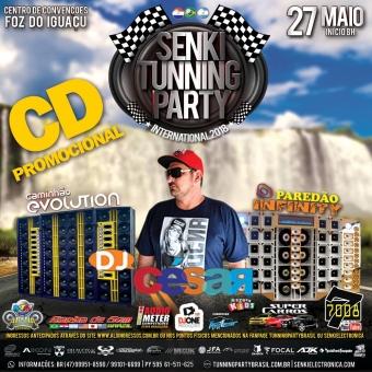 Senki Tunning Party - CD Promocional