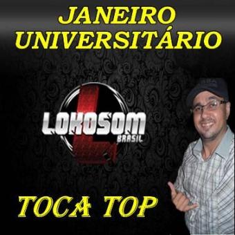 TOCA TOP JANEIRO UNIVERSITÁRIO