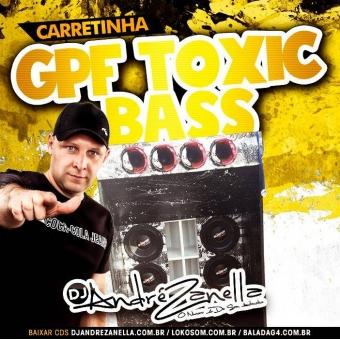 Carretinha GPF Toxic Bass 2017