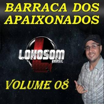 BARRACA DOS APAIXONADOS VOL 08