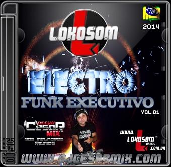 Electro Funk Executivo Lokosom Brasil Vol. 01