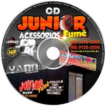 Junior Fumê E Acessórios Vol. 01