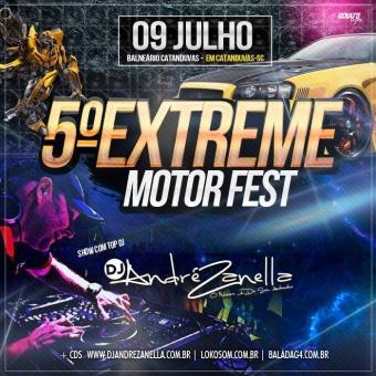 5º Extreme Motor Fest