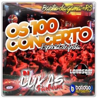 Equipe Os 100 Concerto