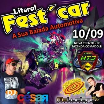 Litoral Fest Car - A Sua Balada Automotiva
