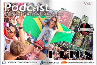 Podcast Vol.1 Esp. De Musica Eletronica
