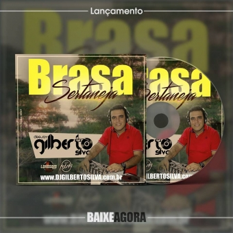 CD BRASA SERTANEJA - VOL. 01