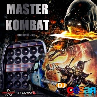 Master kombat - Corumbá MS