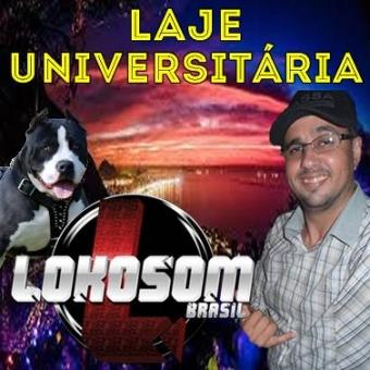 LAJE UNIVERSITARIA LOKOSOMBRASIL