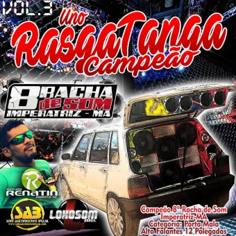 UNO RASGA TANGA VOLUME 3 - DJ RENATIN