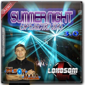 CD-SUMMER NIGHT 2015 ESPECIAL ELECTRO 3.0