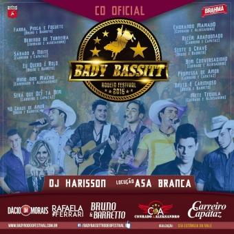CD-BADY BASSITT RODEIO FESTIVAL 2016