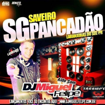 Saveiro SG Pancadão Vol.2 @ Laranjeiras do Sul PR