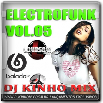 CD Electro Funk Vol.05 2016 Dj Kinho Mix
