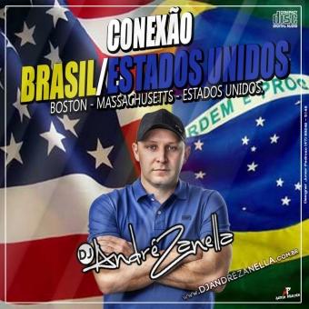 Conexão Brasil Estados Unidos Volume 3 ((Sucessos antigos e atuais))