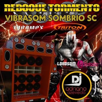 REBOQUE TORMENTO VIBRASOM