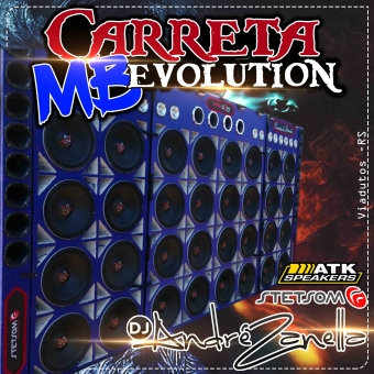 Carreta MB Evolution 2020