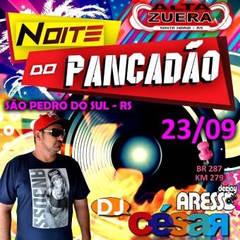 Noite do Pancadão - São Pedro do Sul RS